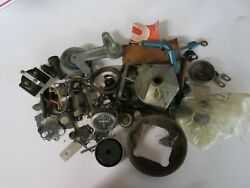 Lot New Old Stock And Used Small Engine Parts Riding Mower Etc...parts Vintage
