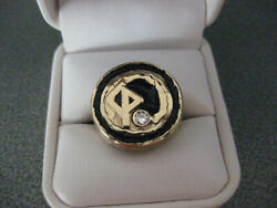 21 Grams Vintage 50 Years Old Caesars Palace 14k 25 Year Of Employment Ring