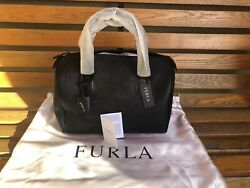 Furla Ladies Black Satchel Handbag $270.00