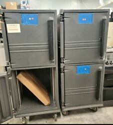 New Cambro Cmbp615 Pcupp615 27.63 Insulated Cabinet W/ 4-hr Holding Time