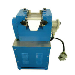 Three Roll Grinding Mill Grinder For Lab Applications Full Explosive Proof U