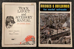 Track Layout For Lionel And Bridges And Buildings Books