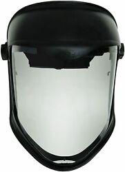 Uvex By Honeywell Bionic Face Shield With Clear Polycarbonate Visor S8500