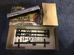 Athearn Ho Scale 40' Southern Pacific Single Dome Tank Car 1578 Brand New