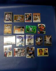 2012 2013 2016 Topps Rc Inserts Parallel Single Card You Choose