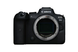 Canon Eos R6 Full-frame Mirrorless Camera Body Only