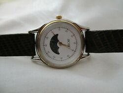 Cherokee Analog Watch With Water Resistance And A Buckle Band
