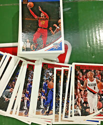 2018-19 Nba Donruss Basketball Complete Your Set Pick Your Card 1-150 Curry