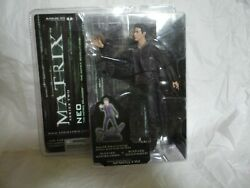 Neo The Matrix Series Two Mcfarlane Toys Action Figure Reloaded Revolutions 2003