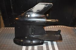 Johnson Evinrude 1996 1997 3 Cyl 20 30 35 Hp Lower Unit Gearcase