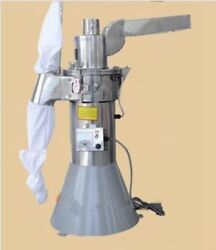 35kg/h Automatic Continuous Hammer Mill Herb Grinder Pulverizer 220v U
