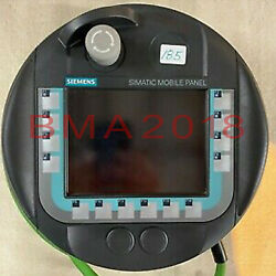 1pc Used Siemens Display Screen 6av6645-0bb01-0ax0 Tested Fully Fast Delivery