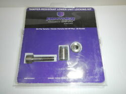 Panther 75-8610 Stainless Steel Outboard Lower Unit Lock Honda Yamaha G19
