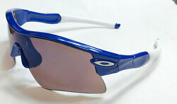 Oakley Sunglasses: Radar Range Straight Stem Blue G30 Iridium Polarized $86.99