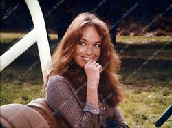 8b20-16669 Catherine Bach In Her Jeep Tv The Dukes Of Hazzard 8b20-16669