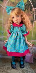 Dress Outfit For Connie Lowe Big Stella, Meili And Hazel