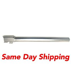 Lone Wolf Barrel For Glock 20 And 40 10mm 9 Length Lwd-20-9in Stainless