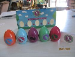 White House Easter Eggs From 2014 Auto Signed By President Obama And Michelle