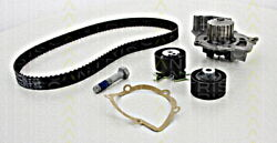 Triscan Water Pump And Timing Belt Kit For Ford Peugeot Citroen Fiat Ii 1761941