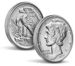 2020 American Eagle Palladium Uncirculated One Ounce Coin Sealed In Box