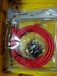Anchorlift El600 Wiring Kit For 12v 600 Watt Wire And 60a Breaker And Panel Switch