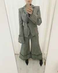 Zimmermann Sartorial Blazer And Pant Suit Both Size 1