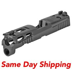 New Oem Sig Sauer P320 Compact / Carry 9mm Pro-cut Slide Assembly Black 3.9