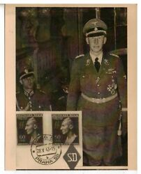 -wwii-rare German Stamp+us/german Silver Coins+free Archive-r...h...- Photo