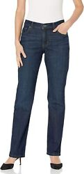 Lee Womenand039s Relaxed Fit Straight Leg Jean