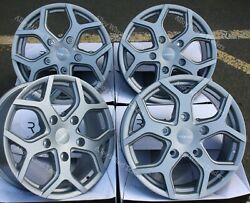 18 Grey Cobra Alloy Wheels Fit Ford Transit Crewcab Luton Chassis Cab