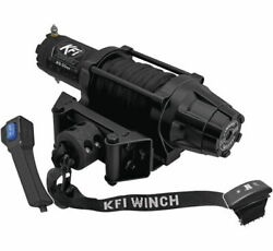 Kfi Products 5000 Assault Series Winch Wide