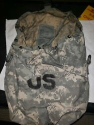 Molle Ii Acu Digital Sustainment Pouches For Rifleman's Rucksack Back Pack Usgi