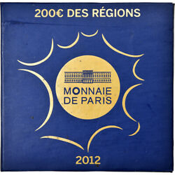 [855242] France, 200 Euro, 2012, Ms, Gold, Km2074