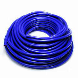 Hps Hthh-062-bluex100 5/8 Id 100 Feet Roll 1-ply Blue Silicone Heater Hose
