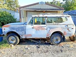 1978 Scout Ii 4x4 Parts Truck