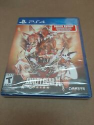 Brand New Guilty Gear Xrd -sign- Sony Playstation 4, 2014