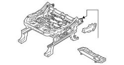Genuine Ford 2015-2020 Edge Front Seat Track Assembly Driver Side Ft4z-9661711-e