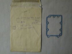 Scott-atwater Firestone 1949-up 5 Hp Exhaust And Water Cover Plate Gasket 497-1898
