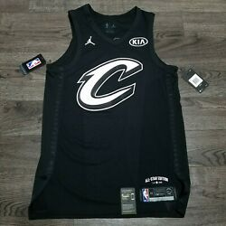 Nike Lebron James 2018 All Star Game Authentic Jersey Mens 44 Medium Los Angeles
