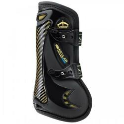 Veredus Sts Gel Vento Open Front Boots With Kevlar