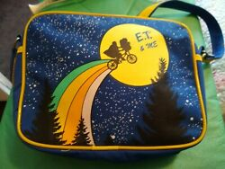 E.T. AND ME SMALL BAG PURSE VINTAGE 1982 $37.99