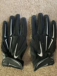Nike Team Issued Green Bay Packers Nfl Superbad Gloves Football Receiver 4xl