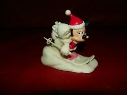 """Department 56 Snowbabies Minnies Special Delivery"""" Figurine"""