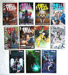 Hell Yeah 1-6 No Place Like Home 1-4 Epic Kill 7 11 Image Comics First Printings