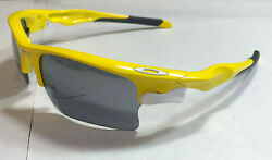 Oakley Sunglasses: Fast Jacket XL Lemon Peel Black Iridium $89.99