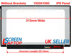 New 14 Led Fhd Ips Display Panel Screen For Hp Sps L42693-nd2