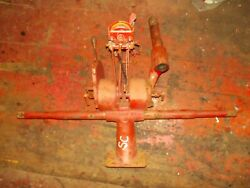 Farmall Super C Sc Ih Tractor Light Bar Mounting Tower And Steering Holder Bracket