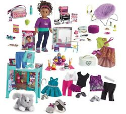 American Girl Doll Gabriela Whole World Complete Collection Nrfb Lot