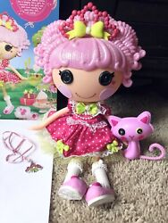 Limited Edition Lalaloopsy Super Silly Party Large Doll - Jewel Sparkles