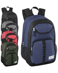 Urban Sport 18 Inch Multipocket Backpacks School Backpacks with Padding $19.99